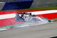 Austrian Grand Prix: Friday's best F1 images