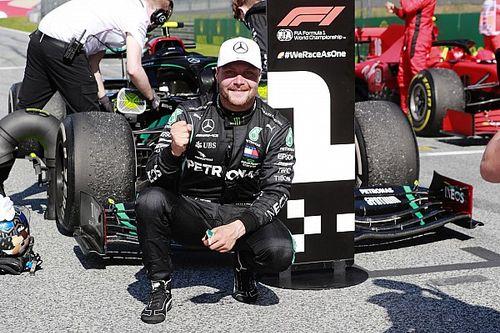 """Bottas: """"Hamilton'ın beni geçmesi için çok fazla fırsatı oldu"""""""
