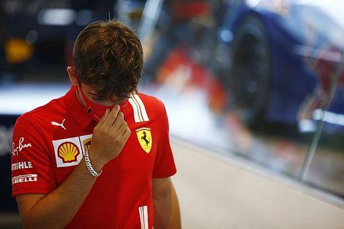 «Из героя в осла». Итальянская пресса разнесла Леклера и Ferrari