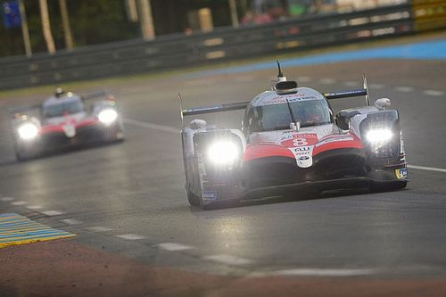 Toyota's performance pegged back for Le Mans