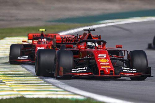Ecco il video del crash Ferrari: ma di chi è la colpa?