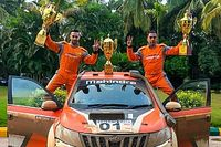 Gaurav Gill eases to victory in Dakshin Dare