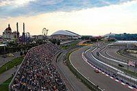 Las mejores imágenes de la clasificación del GP de Rusia