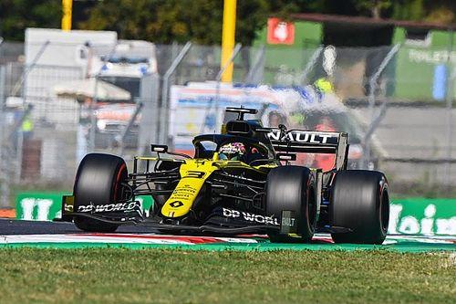 Ricciardo: Renault improving on higher downforce tracks