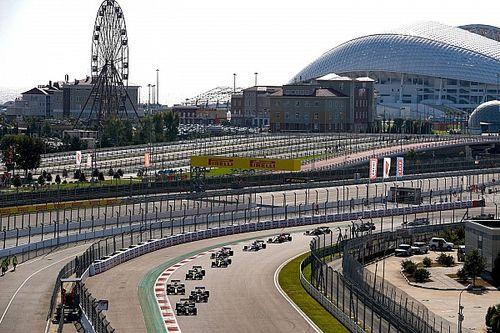 El vuelta a vuelta animado del GP de Rusia 2020 de F1
