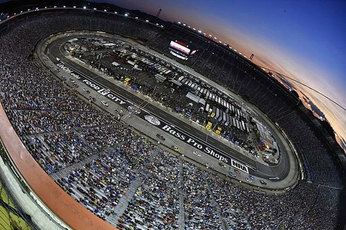All-Star Race and NASCAR Open starting lineups