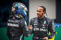 """Hamilton: """"Bottas ile aradaki fark, şanssızlıklar nedeniyle büyüdü"""""""
