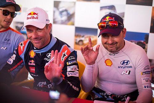 Loeb potwierdza start w Rajdzie Dakar