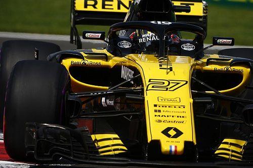 L'écurie Renault Sport F1 change de nom