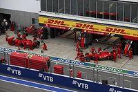 Leclerc, molesto con cómo gestionó Ferrari la clasificación