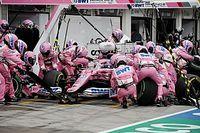 A Racing Point márciusi fékügye, ami szemet szúrhatott még a Renault-nak