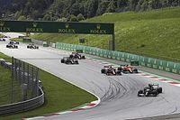 Red Bull bluffé par la vitesse de pointe de Mercedes