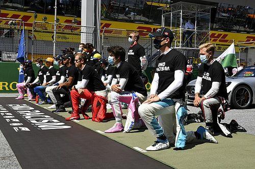 Шесть гонщиков отказались вставать на колено перед Гран При Австрии. Вот поименный список