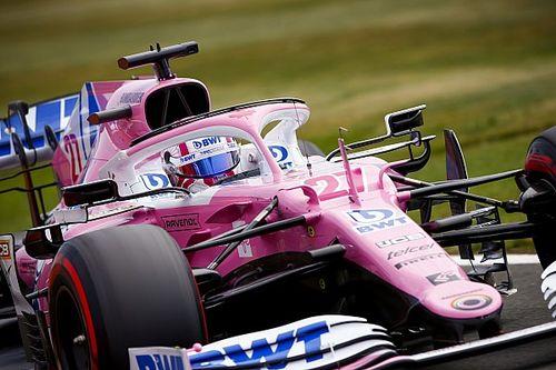 Hulkenberg explica pit stop 'forçado' no final da prova em Silverstone
