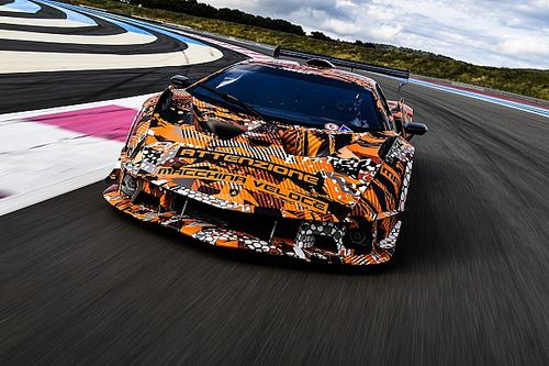 Lamborghini's most powerful V12-engined hypercar breaks cover
