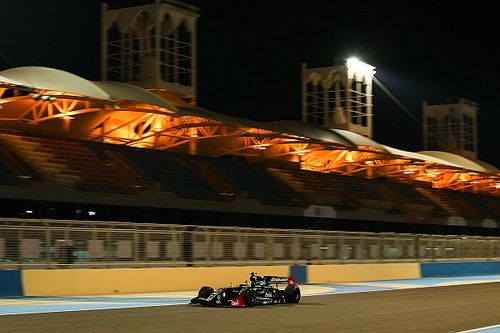 فورمولا 3.5: تشافي يفوز بالسباق الأوّل وفيتيبالدي يتوّج باللقب في البحرين