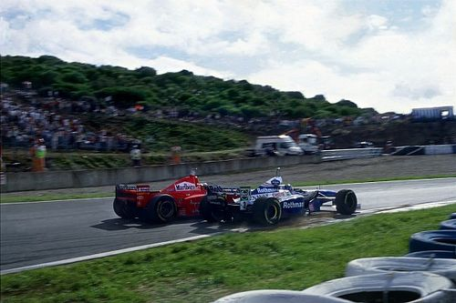 """Nunca vi a Schumacher como después de Jerez 1997"""