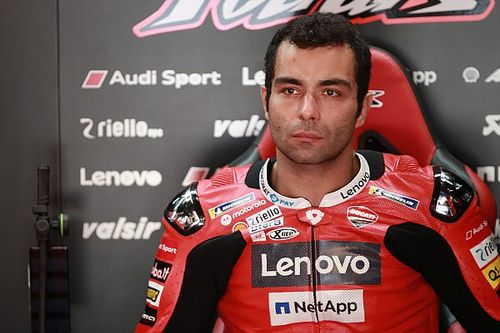 Petrucci: Ducati Tak Percaya pada Saya