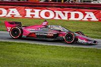 Palou abandona en la segunda carrera de IndyCar en Mid-Ohio