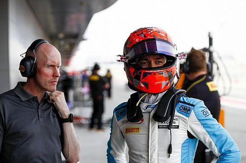 Williams zet Jack Aitken vrijdag in de FW43