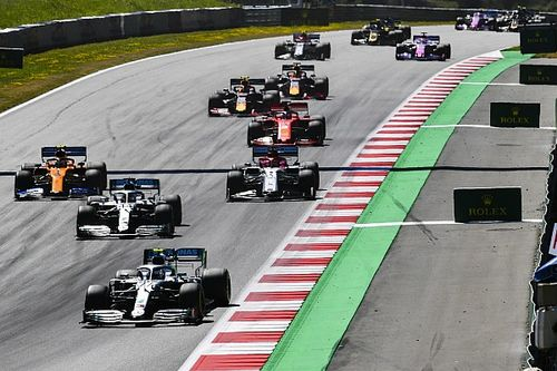 2020 Formula 1 Austrian Grand Prix session timings and preview