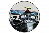 Técnica: el secreto del ala trasera de Mercedes que da más velocidad