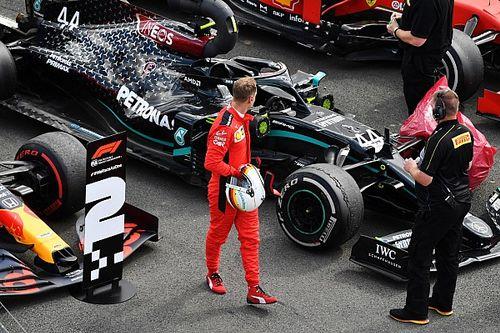 """Wolff: """"Aston Martin, Vettel ile görüşüyor"""""""