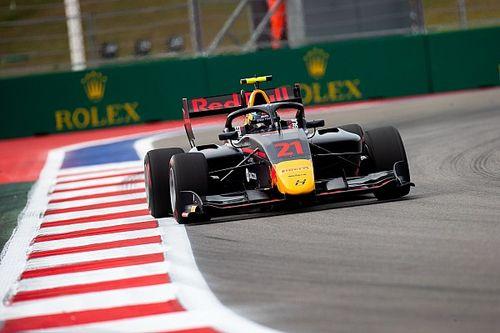 فورمولا 3: فيبس ناشئ ريد بُل يفوز بالسباق الختامي