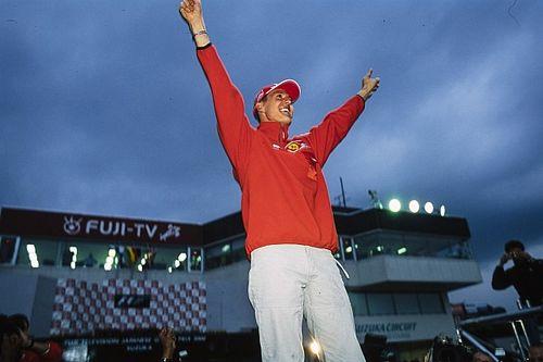 Schumacher és Ronaldo egy képen? Tippeld meg az évet!