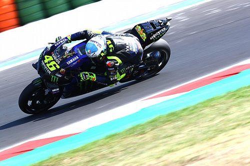 """Rossi: """"Bagnaia enmascara las carencias de la Ducati"""""""