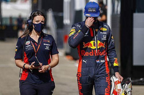 ريد بُل ستشرح مشكلة موجيللو لفيرشتابن المحبط قبل سباق روسيا
