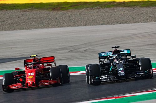"""Hamilton: Correr pela Ferrari na F1 """"simplesmente não era para ser"""""""