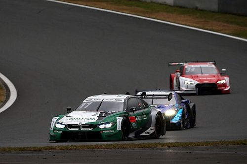 BMW considered 2020 Super GT entry with DTM car
