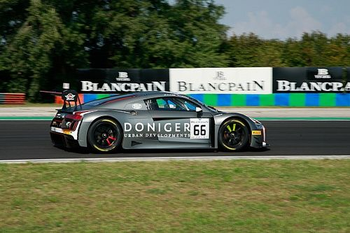 Blancpain Hungaroring: Marciello en Meadows winnen, Schothorst pakt podium