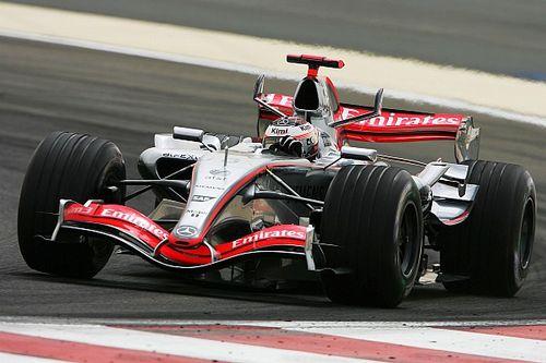 Videó: Kimi úgy jött vissza a bokszba Bahreinben, hogy szinte nem volt hátulja a kocsinak