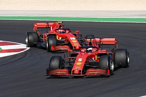 "Vettel: Leclerc in a ""different class"" after another Q2 exit"