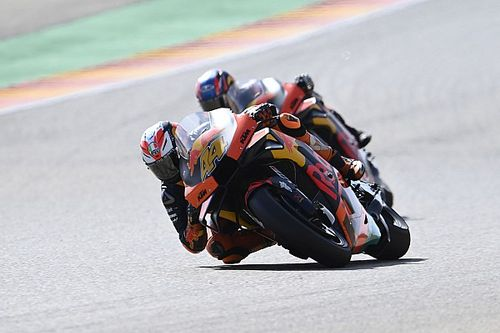 """KTM、アラゴンは""""痛ましい""""週末に。タイヤを機能させることが急務とエスパルガロ弟"""
