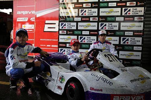 500 Milhas de Kart: KTF vence e equipe Motorsport ThePlayer é 11ª na classe geral