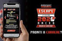 Escape from 2020: il videogame per augurarvi buon anno