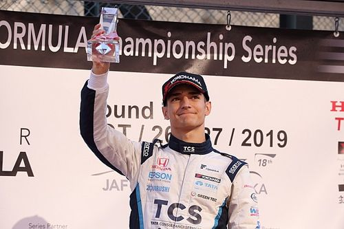 Palou joins Dale Coyne Racing with Team Goh