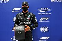 La parrilla de salida del GP de Estiria de F1 2020