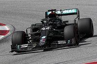 F1: un grande Hamilton da Stiria e... ammira