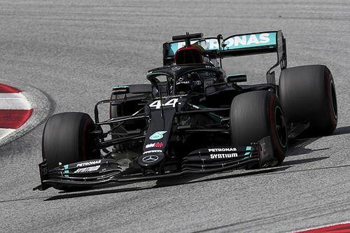 Course - Hamilton sur son nuage, Ferrari en plein cauchemar