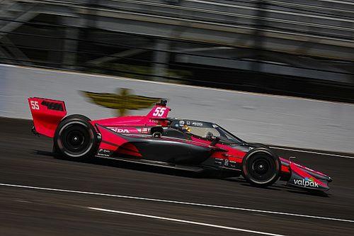 IndyCar Harvest GP: Palou tops practice on IMS road course