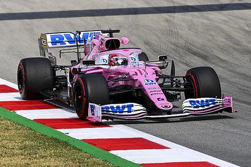 FIA grijpt niet in om 'gratis upgrade' Racing Point te voorkomen