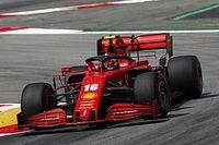 Leclerc está satisfecho con su ritmo para el GP de España