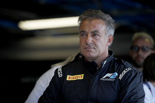 Alesi fearful of sponsor crisis in F1's junior categories