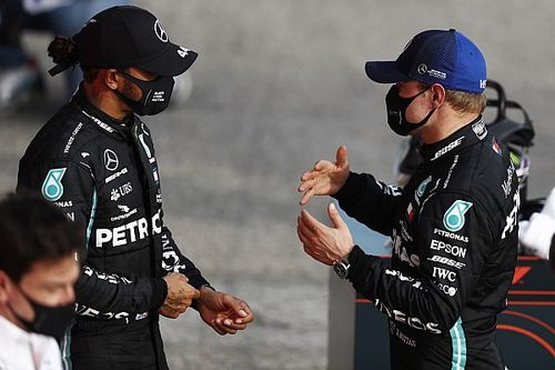 Bottas: I won't play Rosberg's F1 mind games on Hamilton