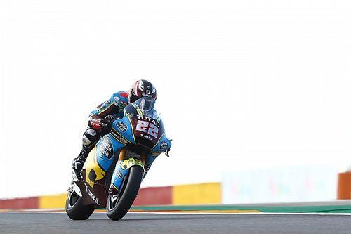 Moto2 - Aragón: pole con récord de Lowes