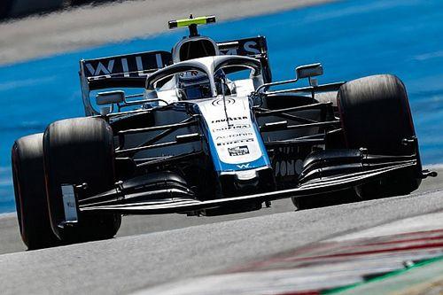 Williams: c'è una nuova sospensione anteriore